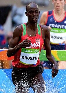 Brimin Kipruto Kenyan middle-distance runner