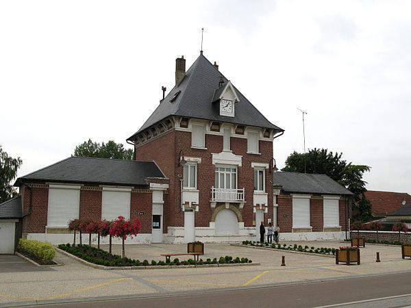 Photo de la ville Brissay-Choigny