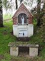 Brissy-Hamégicourt (Aisne) oratoire à Brissy.JPG