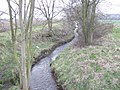 Brook off Owmby Lane - geograph.org.uk - 339476.jpg