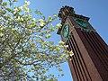 Brown University Clocktower - Providence - RI - USA - 02 (7099670447).jpg