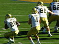 Bruins on offense at UCLA at Cal 2010-10-09 32.JPG