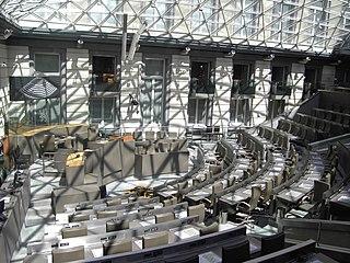 Flemish Parliament elected legislative body of Flanders (Flemish Community and Flemish Region), Belgium