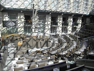 Flemish Parliament - Image: Brussels Vlaams Parlement