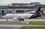 Brussels Airlines Sukhoi Superjet (35549497402).jpg