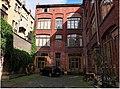 Bruxelles (Brussel -stad) — Immeuble du Comité d'Aide et d'Assistance aux Victimes de l'Antisémitisme en Allemagne. 1933-1940.jpg