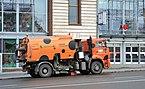 Bucher CityFant 6000 based on KAMAZ 53605 in Moscow.jpg