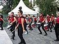 Bucuresti, Romania. Festivalul International de Teatru de Strada.13 Iulie- 5 August 2018. Formatia Batucada Timba (Spania) (5).jpg