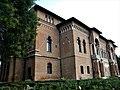 Bucuresti, Romania. PALATUL BRANCOVENESC de la MOGOSOAIA. (Vedere din spate)(IF-II-a-A-15298).jpg