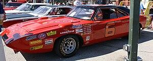 Buddy Baker - Replica of Baker's 1969 Dodge Daytona