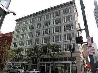 Benno Janssen - Image: Buhl Building Pittsburgh