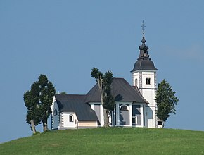 Bukov Vrh Slovenia - Church of the Holy Sabbath.JPG