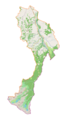 Bukowina Tatrzańska (gmina) location map.png