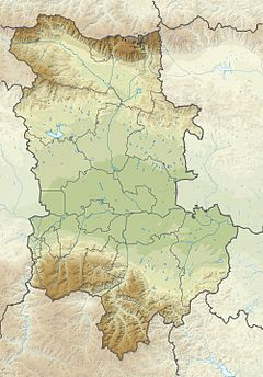 Bulgaria Plovdiv Province relief location map.jpg