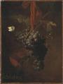 Bunch of Grapes (Godfried Schalcken) - Nationalmuseum - 18448.tif