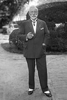 Bundesarchiv Bild 136-C0804, Kaiser Wilhelm II. im Exil
