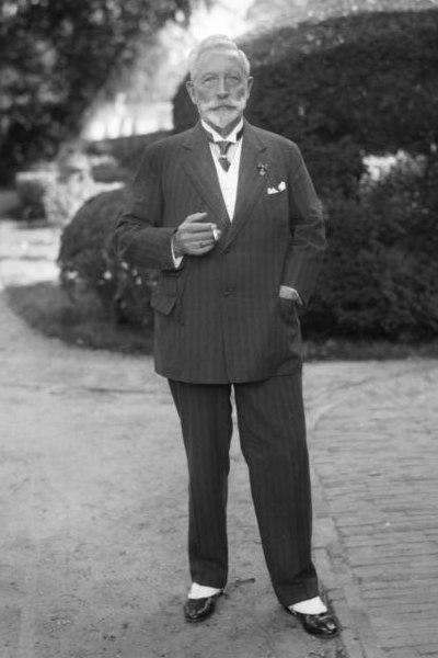 Archivo:Bundesarchiv Bild 136-C0804, Kaiser Wilhelm II. im Exil.jpg