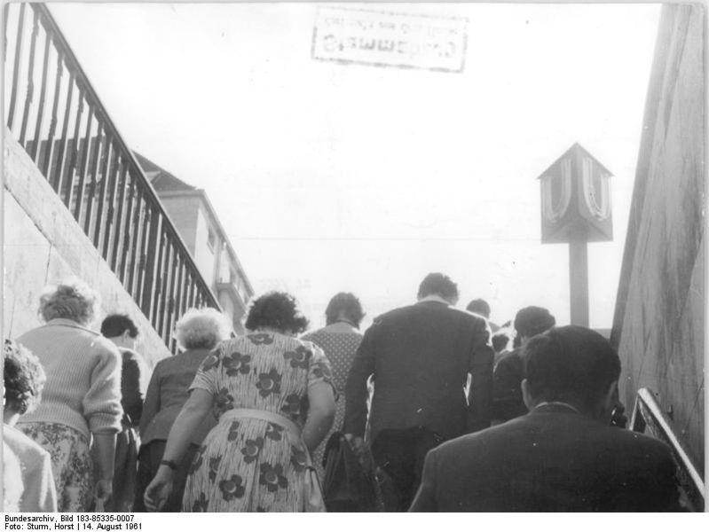 Ausgang Berlin