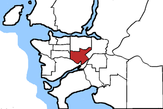 Former federal electoral district