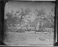 Burying Confederate dead, Fredericksburg, Va (4166907862).jpg