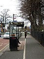 Bus Stop, University West Gate - geograph.org.uk - 1186350.jpg