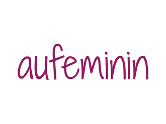 Aufeminin - Image: Business logo of the aufeminin group, the world's No. I digital content provider for women