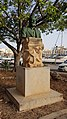 Bust of Dr. L. L. Zamenhof, Pietà 001.jpg