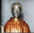 Buste reliquaire de saint Etienne de Muret.JPG