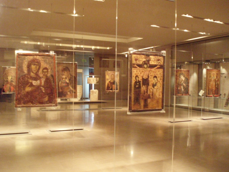 Byzantine Museum of Athens.1