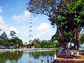 Công viên Nguyễn Du ở Long Xuyên.jpg