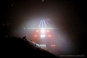 Autoland - CAT IIIA landing