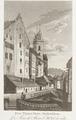 CH-NB - Der Thurm Rore, Stadtrathhaus = La Tour de Rore l'Hôtel de ville -Randvignette Mitte links- - Collection Gugelmann - GS-GUGE-83-41-7.tif