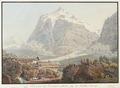 CH-NB - Grindelwald, oberer Gletscher mit Wetterhorn - Collection Gugelmann - GS-GUGE-WEIBEL-E-11.tif