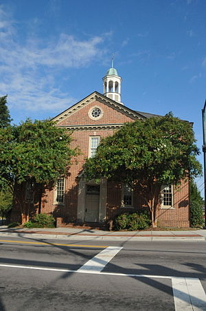 Chapel Hill Town Hall - Image: CHAPEL HILL TOWN HALL, ORANGE COUNTY