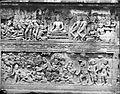 COLLECTIE TROPENMUSEUM Basreliëf over het leven van Boeddha in tempelcomplex Borobudur TMnr 10015897.jpg