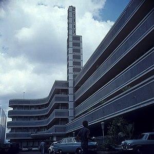 COLLECTIE TROPENMUSEUM Hotel Savoy Homann TMnr 20025485