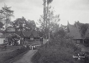 Sungai Puar - Image: COLLECTIE TROPENMUSEUM Soengai Poear Padangse Bovenlanden T Mnr 60038712