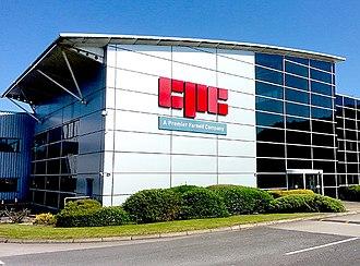 CPC (company) - Image: CPC Building