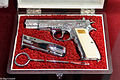 CZ 75 from Kim Jong-il at Tula State Museum of Weapons.jpg