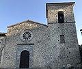 Caccuri (KR) - Chiesa di Santa Maria del Soccorso - Facciata e campanile.jpeg