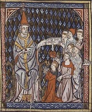 Pope Callixtus I - Pope Callixtus institutes the fasts