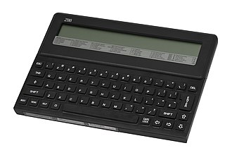 Cambridge Z88 - Image: Cambridge Z88