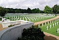 Cambridge American Cemetery, Madingley - geograph.org.uk - 222094.jpg