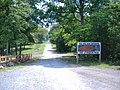 Camp Agape entrance and sign - panoramio.jpg