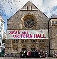 Campaigners Protest Against Sale of Victoria Hall, Ealing.jpg