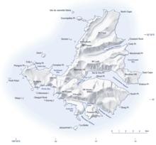 Dent Island Passage Bc