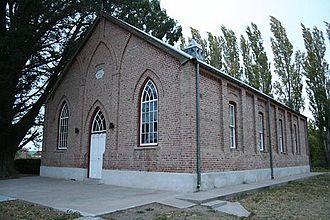 Y Wladfa - A Welsh chapel in Gaiman