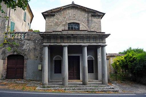 Cappella della fattoria di Malignano (Sovicille)