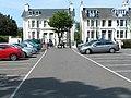 Car park at Lewes football club - geograph.org.uk - 2509481.jpg