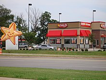 Former Carls Jr In Denton Texas This Location Closed In 2018